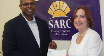 Boeing's Employees Community Fund Gives $5,000 Gift to SARC Legal Department