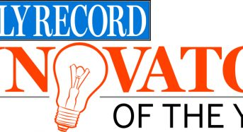 HARFORD COUNTY PUBLIC LIBRARY RECEIVES THE DAILY RECORD'S INNOVATOR OF THE YEAR AWARD FOR THIRD TIME