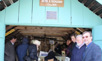 HARFORD COUNTY PUBLIC SCHOOLS CELEBRATES NEWLY-RENOVATED HISTORIC ICE HOUSE AT HARFORD GLEN ENVIRONMENTAL CENTER