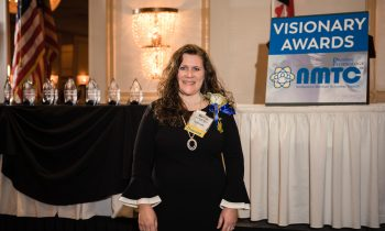 Dr. Martha Barwick Honored by Northeastern Maryland Technology Council with Visionary Award