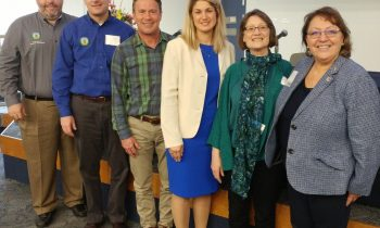 'Food, Farmers and Community: Opening the Dialogue,' Attracts Capacity Crowd, Focuses on Harford's Agriculture, Food System