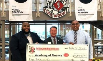 Harford County Supports Edgewood High School's Future Business Leaders