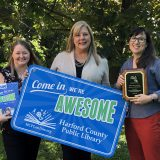 Harford County Public Library Receives first Excellence in Marketing Award from the Maryland Library Association